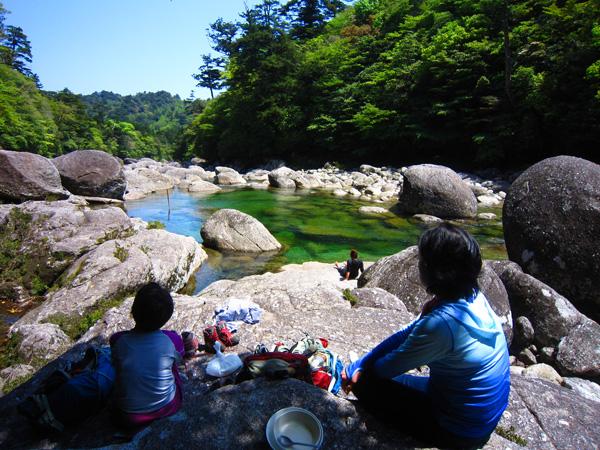 縄文杉ひとりじめキャンプツアーの画像