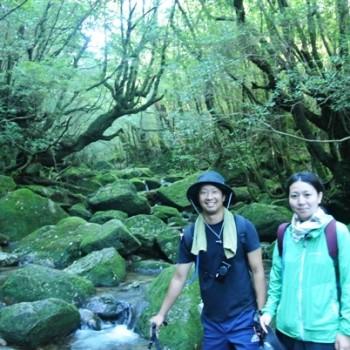 屋久島の森と川で遊びつくす!:森と水のエコツアーレポート