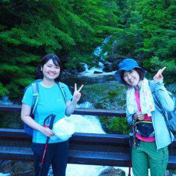 苔むす森を満喫! 白谷雲水峡トレッキングツアー